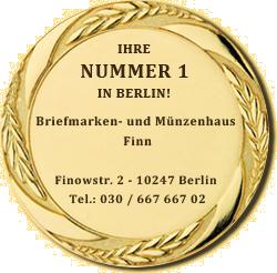 briefe.shop - Briefmarken- und Münzenhaus Finn