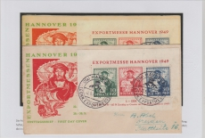 Bl. 1, als EF auf Einschreiben- Fernbrief von Hannover nach Dresden, Befund Schlegel BPP