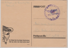 Fredersdorf Nr. 50 vom ER als EF auf Karte