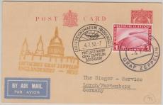 DR 455 als EF zur Englandfahrt 1932, nach Lorch