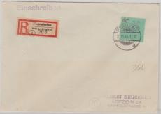Großräschen Nr.: 12 als EF auf E.- Brief nach Leipzig