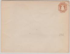 3 Sbg. GS- Umschlag, ungelaufen im B- Format