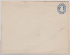 2 Sbg. GS- Umschlag, ungelaufen im B- Format