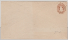 3 Sbg. GS- Umschlag, ungelaufen im A- Format