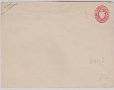 1 Neugr.- GS- Umschlag (U21B), ungebraucht