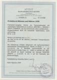 B + M, Nrn.: 1-19 auf kpl. Satz- Einschreiben- Fernbrief von Prag Nach Münster, FA Paetow BPP e+...e