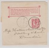 New Zealand, 1900, Streifband- GS