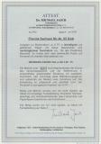Nr.: 85 Dwb (4x), als reine MeF auf Fernbrief von Neumark ..., Fotoattest Dr. Jasch BPP: Marken echt und einwandfrei