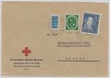 BRD Mi. Nr.: 146 + 128 als MiF Fernbrief von Westerburg nach Kassel