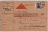 Kaiserreich; 1920, Germania, Mi.- Nr.: 90 IIa als EF auf Orts- Nachnahme innerhalb von Berlin, tiefgeprüft Jäschke- L. BPP