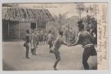 Kamerun, 1907, Mi.- Nr.: 8, als EF auf Bildpostkarte nach Steele