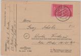 19 MeF auf Brief von Parchim nach Berlin