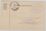 Österreich/ Pola / K.u.K- Monarchie, 1917,  von der Monarch (Schlachtschiff!) zum S. M. TBoot 85, Pola, Marinepostamt
