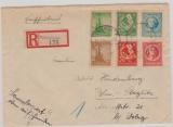 92 u.a. auf Ausgaben MiF- E. Brief von Orlamünde nach Berlin