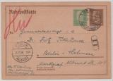 DR, 1934, RP- GS Mi.- Nr.: 24 / 01, verwndet innerhalb Berlin´s, ungwöhnlich saubere Erhaltung!