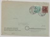 Berlin, 1949, Mi.- Nr.: 25 + 44 als MiF auf Fernbrief von Berlin nach Köln!
