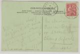 Ägypten / Franz. Post, Port Said, 1910, 10 Ct. (?) EF auf Auslands- Bilpostkarte von Port Said nach Chaux defonds (CH)