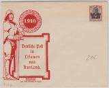 Postgebiet Ober Ost GS PU6, ungelaufen
